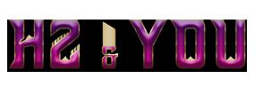 logo h2 & logo